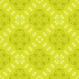 Abstract uitstekend naadloos patroon. Royalty-vrije Stock Afbeelding