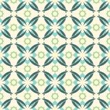 Abstract uitstekend naadloos patroon. Royalty-vrije Stock Foto's