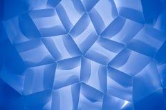 Abstract uniek patroon met het patroon van de raadsellamp van sterren Stock Foto