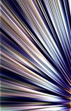 Dark beautiful background of colored strips diverge from the bottom to the edges. Abstract unique image. Illustration and decoration. Blue and beige, white and Stock Image