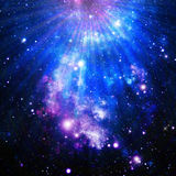 Abstract Universe Background Stock Image