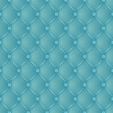 Abstract upholstery blue background Royalty Free Stock Photography