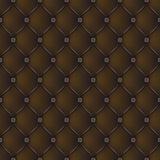 Abstract upholstery brown background. Stock Image