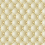 Abstract upholstery  gold background Royalty Free Stock Photos