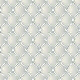 Abstract upholstery on a gray background. Stock Photo