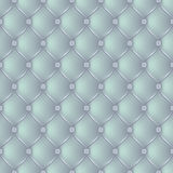 Abstract upholstery turquoise background. Stock Photo