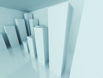 Abstract Urban Architecture Design Background Stock Photos