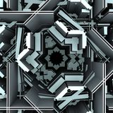 Abstract Urban City Building 05 Stock Images