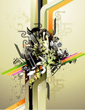 Abstract urban vector Stock Photo