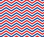 Abstract USA American Patriotic Stripe Pattern Texture Background. Lllustration Stock Photos