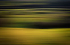 Abstract vaag landschap Stock Fotografie