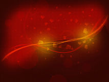 Abstract valentine background Royalty Free Stock Images