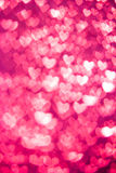 Abstract valentine background Stock Photos