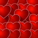 Abstract valentine background Royalty Free Stock Photo