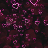 Abstract valentine backgrounds Royalty Free Stock Image