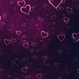 Abstract valentine backgrounds Royalty Free Stock Photography