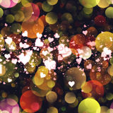Abstract valentine backgrounds Stock Photos