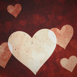 Abstract valentine backgrounds Royalty Free Stock Images