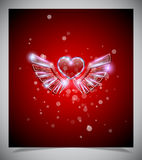 Abstract valentine days background Royalty Free Stock Image