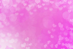 Abstract Valentine's Background Royalty Free Stock Images