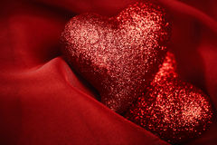 Abstract Valentine's backgrounds Royalty Free Stock Photo