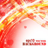 Abstract Valentine S Day Background Stock Photos