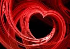 Abstract valentine`s day background royalty free illustration