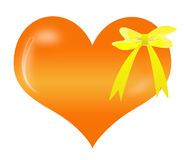 Abstract Valentine's day gift Stock Images