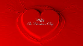 Abstract Valentine Surprise Background Stock Photo