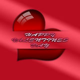 Abstract Valentines Day. Stock Photography