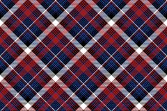 Abstract van de stoffentextuur naadloos patroon als achtergrond Royalty-vrije Stock Afbeeldingen
