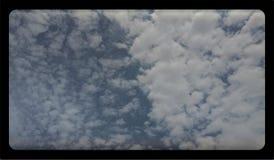 Abstract van de wolkentextuur saai malplaatje als achtergrond voor website, abstract het malplaatjeontwerp van de informatiegrafi stock foto's