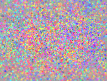Abstract The variety of colors tilt-shift blur effect background. Stock Image