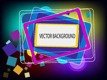Abstract  vector Royalty Free Stock Images