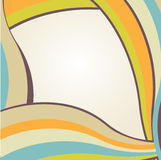 Abstract vector background. Royalty Free Stock Image
