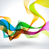 Abstract vector background. Stock Image