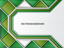 Abstract vector background Stock Photography