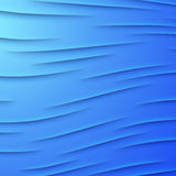 Abstract vector background with blue layers. Abstract vector background with blue cut paper layers Stock Images