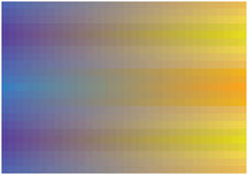 Abstract vector background with bright flowing gradient squares Royalty Free Stock Photo