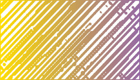 Abstract vector background with chaotic stripes. Stock Image