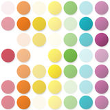Abstract vector background Royalty Free Stock Photography