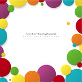 Abstract vector background Stock Image