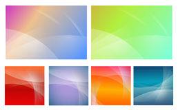 Abstract vector background  colors Royalty Free Stock Images