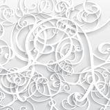 Abstract Vector Background 3D Stock Photos