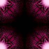 Abstract vector background in In dark grape colors Stock Images