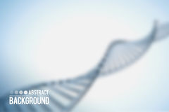 Abstract vector background . DNA molecule with X chromosomes. Abstract background . DNA molecule with X royalty free illustration