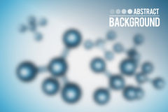 Abstract vector background . DNA molecule with X chromosomes. Abstract background . DNA molecule with X Stock Photos