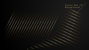 Abstract vector background. Geometric Lines - Inspiration Design . Gold Color. Abstract vector background. Geometric Lines - Creative and Inspiration Design vector illustration