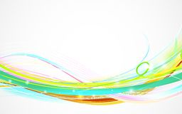 Abstract Vector Background Royalty Free Stock Photos