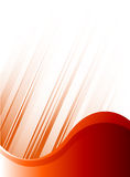 Abstract vector background with lines Royalty Free Stock Photography